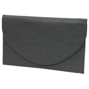 Envelope Clutch Purse Bag Grey