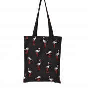 Flowertree Women's Animal Pattern Canvas Tote Bag