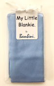 My Little Blankie Security Blanket, Blue