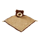 Bear Snuggle Buddy - White - 33cm