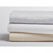Coyuchi Organic Cloud Brushed Flannel Crib Sheet - Forest Print