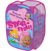50cm L X 32cm W X12.5H Nickelodeon Bubble Guppies Hamper