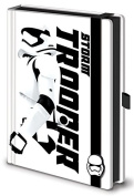 Star Wars Episode VII Premium Notebook A5 Stormtrooper Pyramid International Stationery