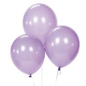 Latex Lavender Balloons