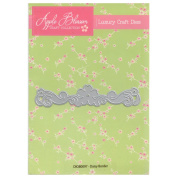 Apple Blossom Craft Die DIOB0097 Daisy Border