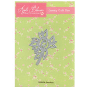 Apple Blossom Craft Die DIOB0094 Deco Rose