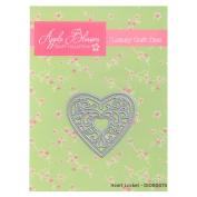 Apple Blossom Craft Die DIOB0074 Heart Locket