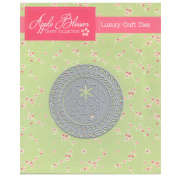 Apple Blossom Craft Die DIOB0034 Circular Foliage