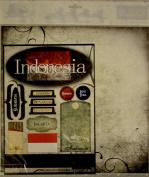 Indonesia World Travel Stickers Kit