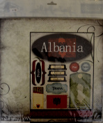 Albania Europe World Travel Stickers