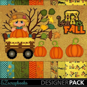 Hay Yall - Digital Scrapbook Kit on CD