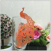 50 Pcs Laser Cut Escort Wedding Marriage Birthday Shower Party Decors