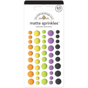 Doodlebug Designs Halloween Assortment Matte Sprinkles