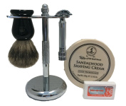 Merkur 34C Heavy Duty Safety Razor Set