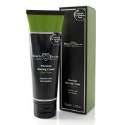 Edwin Jagger Aloe Vera Natural Premium Shaving Cream in Travel Tube
