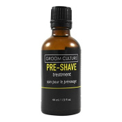 Pre-Shave Treatment with Wheat Germ & Organic Cranberry Extract