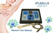 IPL850 - FR Grand spot E Lumière IPL Professional Hair & Wrinkle Laser Removal Machine pour 220-240 Volt utilisation