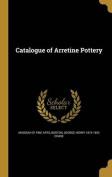 Catalogue of Arretine Pottery