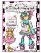 Sherri Baldy My Besties Little Dimples Coloring Book