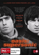 Oasis: Supersonic [Region 4]