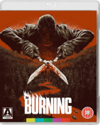 The Burning [Region B] [Blu-ray]