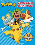 Pokemon Colouring and Activity Book