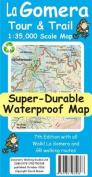 La Gomera Tour & Trail Super-Durable Map