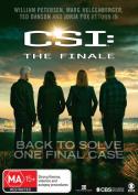 CSI: The Finale [Region 4]