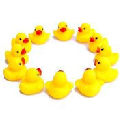 Bath Duck Floating Rubber Ducks Toy Scented Soap for Baby Shower