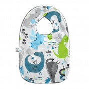 MayLily® Premium | Cute Baby Bamboo Bibs | Bamboo / Cotton | Antibacterial & Antifungal | Made in EU | available in many colours