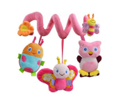 Cosoro Baby Bed Hanging Decorations for baby 3 month -18 month