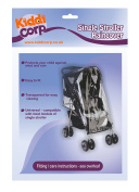 Kiddicorp Universal Single Stroller Raincover