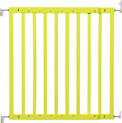 Badabulle B025217 Wooden Safety Gate Colour Pop Green