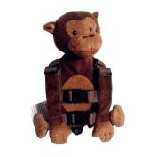 Merssavo Safety Harness Strap Baby Kid Toddler Walking Backpack Reins Bag monkey