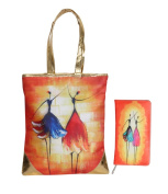 Duo Beach Bag 2Pc Set