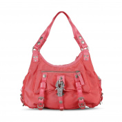 GEORGE GINA & LUCY Mos Cowgirl Strawberry Slush \ Handbag