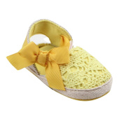 hunpta Toddler Girl Soft Sole Cloth Crib Shoes Sneaker Baby Shoes