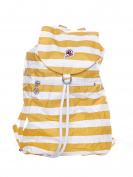 Backapck Packable INVICTA - IMINISAC - VINTAGE Minisac Yellow stripes