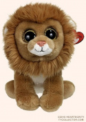 Ty Classic Beanies Louie the lion 25cm Medium Buddy Size 9""
