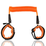 Lictech Kids Baby Anti Lost Wrist Link Safety Hook and loop Harness Strap Rope Leash