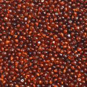Baltic Amber Loose Beads 100 Pcs - Cognac - 100% Genuine Baltic Amber Guaranteed