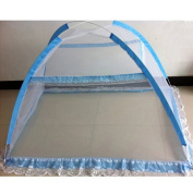 Eonkoo Baby Mosquito Net Baby Toddler Bed Crib Canopy Netting Dome Hanging Mosquito Soft Breathable