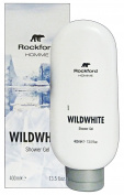ROCKFORD Doccia uomo wildwhite 400 ml. - Shower gel