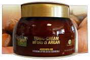 QUALIKOS Corpo Argan Bio TONIC-Cream 300 Ml. Cura del corpo