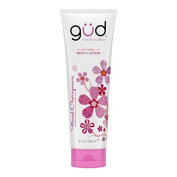 Gud Floral Cherrynova Natural Body Lotion, 8 Fluid Ounces by Gud