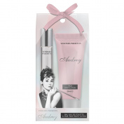 Hollywood sirens -Audrey Hepburn Travel Pack, Pink