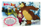 Mascha und The Bear Advent Calendar 2016, 1er Pack
