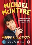Michael McIntyre Happy & Glorious DVD  [Region 4]