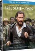 Free State of Jones  [Region B] [Blu-ray]