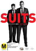 Suits Season 6 Part 2Disc [Region 4]